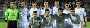 El juvenil C del Real Madrid parte con la vitola de favorito