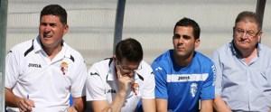 El equipo de Alonso Ramírez (el primero de la izq.) ha encadenado dos derrotas