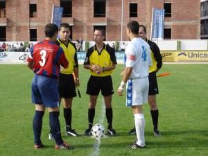 Fernández Arjona ha sido designado para el partido que jugará la AD Ceuta FC ante el Betis B de la 3ª jornada