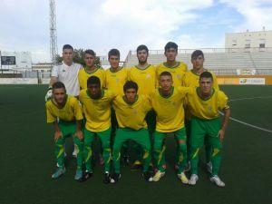 El Goyu empató en La Palma del Condado y ha sumado dos puntos en las tres primeras jornadas de Liga