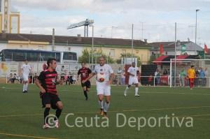 Prieto se quedó sin marcar en Gerena después de hacer cinco goles en dos partidos