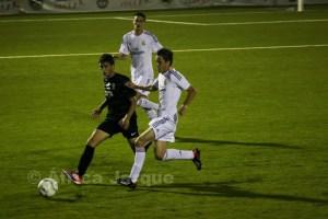 El Ceutí ganó en el último ensayo al Real Madrid C por 2-1 en el Homenaje al doctor Abdelkrim