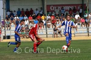 La AD Ceuta FC ha conseguido mejores resultados fuera de casa en el inicio del Campeonato