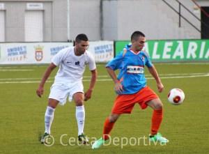 La AD Ceuta FC regresará al Murube tras caer ante el Cabecense y la Lebrijana