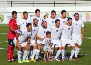 La plantilla del Ceuta espera que el club cumpla su palabra con los pagos de las mensualidades