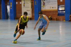 El Siete Colinas acusó los nervios del debut y la bisoñez ante el CB Algeciras