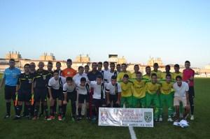 El Ceutí y el Goyu aportan un gran número de jugadores a la sub'18