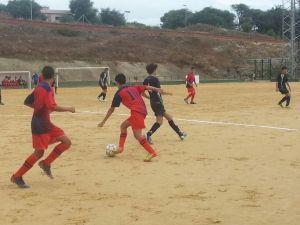 El CD Puerto Disa goleó en la segunda jornada a la AD Caeteria por un increíble 0-17