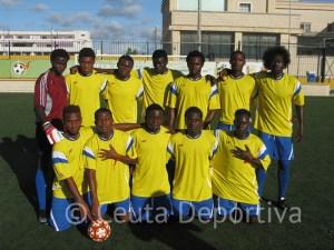 África Star se la clasificó para las semifinales como campeón del grupo A