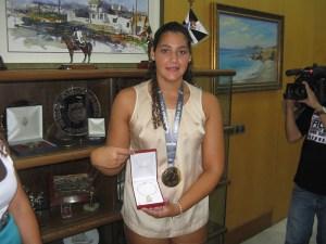 Lorena Miranda ha conseguido una plata olímpica y la medalla de oro en el Mundial de Barcelona en los dos últimos años