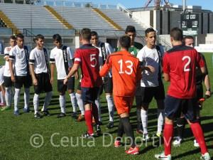 El Ceutí regresará a la competición este domingo con un partido muy complicado ante el Séneca en el Murube