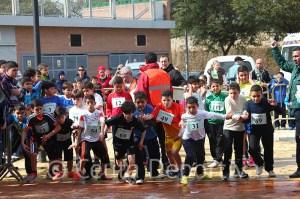 El atletismo es una de las modalidades deportivas que practicarán los escolares