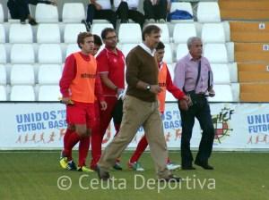 José Antonio Asián cree que su equipo va a más con el paso de la competición