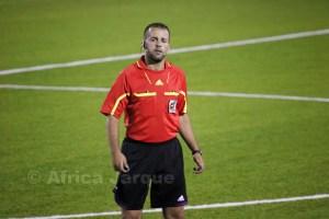 Dris Ahmed Amgait ha sido designado para el partido del grupo 9 entre Los Villares y el CD Ronda