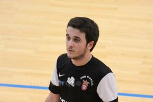 Dani Ramos jugó la pasada temporada en el Ciudad de Ceuta FS y llegó a debutar en Segunda B con el Ceutí FS
