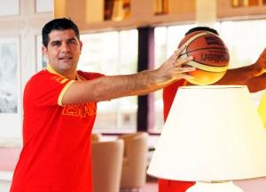Raúl Fernández se proclamó campeón de España minibasket masculino con la selección andaluza
