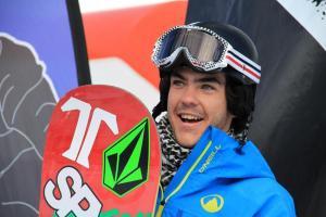 Regino Hernández prepara con mimo su participación en los Juegos de Invierno de Sochi (Rusia)