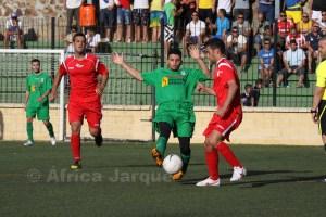 El Hilal Deportivo se ha metido de lleno en el cuarteto de cabeza