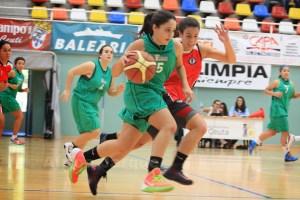 Semah lideró el ataque del UB Ceuta con 22 puntos