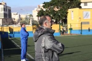 Krios repite al frente de la selección sub'16 de fútbol