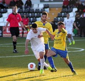 Ismael es uno de los jugadores más desequilibrantes del Ceuta