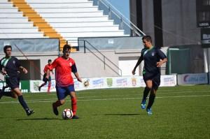 El Puerto Disa derrotó a la AD San García por 6-0 en el Alfonso Murube