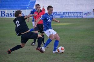El cordobés Ramos Ramos ha sido designado para el Betis B - AD Ceuta FC de la próxima jornada. Foto: Veolinares.com