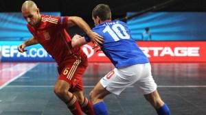España reaccionó con fuerza tras el inesperado empate ante Croacia