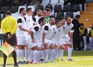 La AD Ceuta FC sólo se quedó sin marcar en el Murube ante el Betis B y el Gerena
