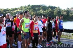 El Campeonato de Ceuta de cross es la primera prueba de la Guía del Corredor 2014