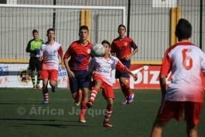 El CD Puerto hizo los deberes en la última jornada tras derrotar al Algeciras CF