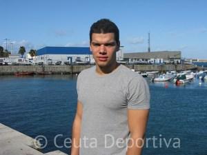 Vicente Matoso (20 años) milita esta temporada en el CN Sabadell donde está jugando a un gran nivel