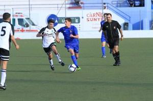 La selección sub'16, al igual que la sub'18, se enfrentó en la primera fase a Islas Baleares y Extremadura