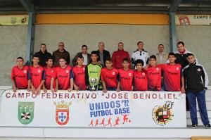 El CD Puerto Disa acabó segundo la competición liguera y recibió la copa de subcampeón