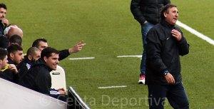 José Antonio Asián ha alineado a Pablo Antón en el Murube en las últimas jornadas jugando Garrido a domicilio