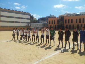 El Ceutí sumó un punto ante un rival directo y continúa a tres puntos de la permanencia