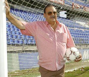 Américo jugó en el Atlético de Ceuta y en la SD UA Ceutí