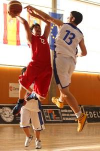 Ceuta perdió ante Cantabria (en la imagen) y Castilla La Mancha en el primer día de competición