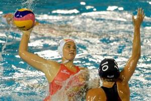 La jugadora ceutí quiere colgarse este año una medalla en el Europeo de Budapest