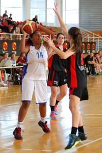 Las chicas se despidieron del torneo con derrotas ante Castilla La Mancha y Melilla