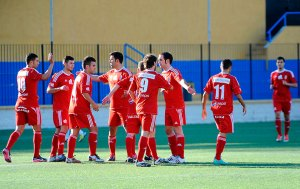 El Ceuta 'B' logró una de las goleadas de la jornada