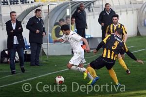 San Roque de Lepe vs Ceuta