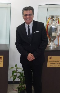 Antonio León, presidente de la Federación de Petanca de Ceuta