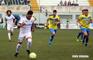 Nane lleva ya seis goles con la AD Ceuta FC esta temporada