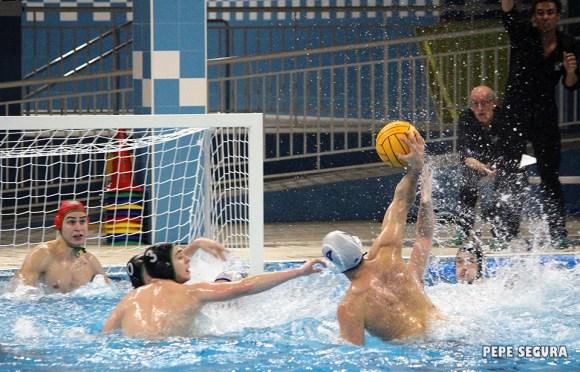 El CN Caballa seguirá una temporada más en la Primera División de waterpolo