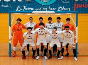 Formación del Deportivo Ceutí, este sábado en El Ejido
