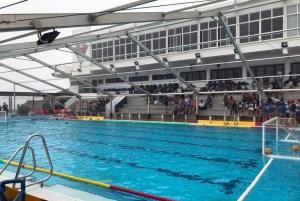 Las instalaciones del CN Caballa siguen, de momento, operativas para socios y deportistas