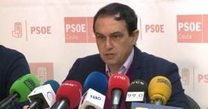 Manuel Hernández, este martes en rueda de prensa