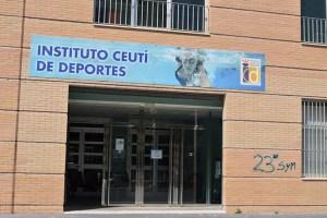 Oficinas del ICD en el Complejo Deportivo 'Guillermo Molina'