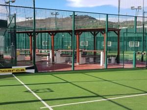 Las pistas de tenis y pádel del Loma Margarita ya pueden ser utilizadas